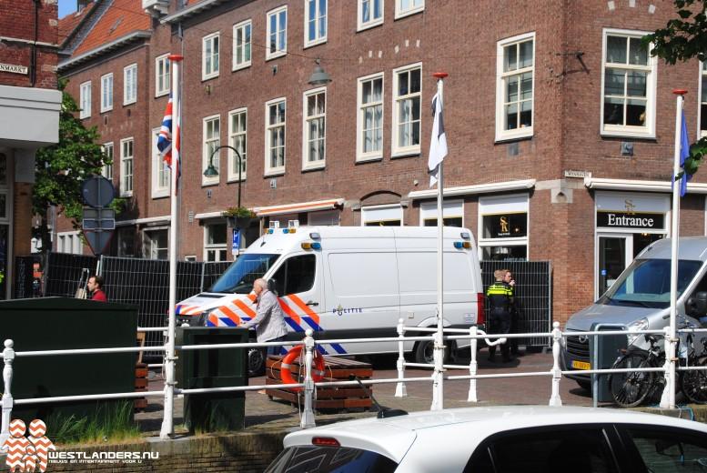 Knallen gehoord bij coffeeshops in Delft