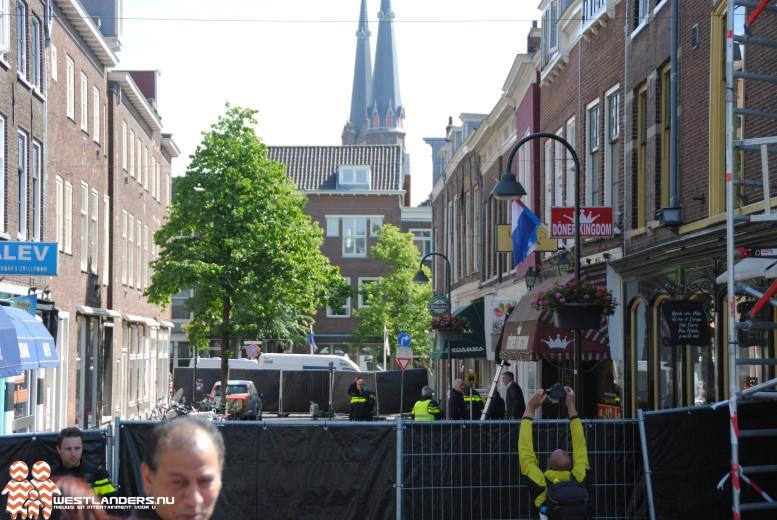 Nieuwe aanhouding voor handgranaten in Delft