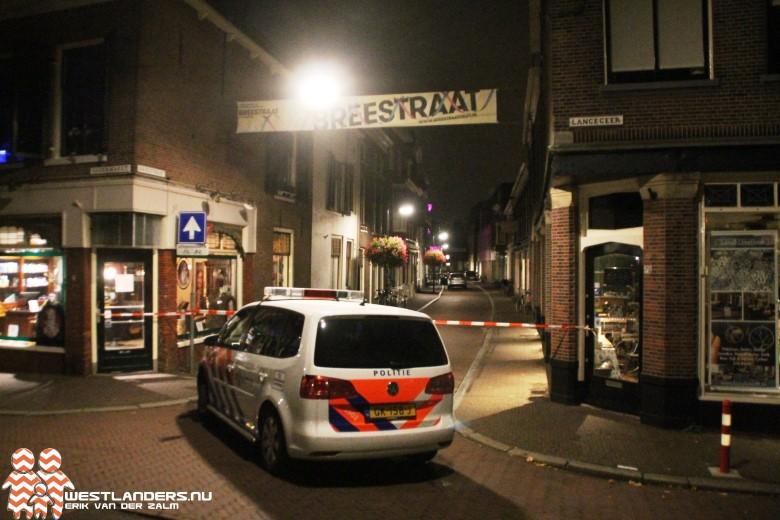 Statement van Bijsterveldt na overleg met bewoners Breestraat