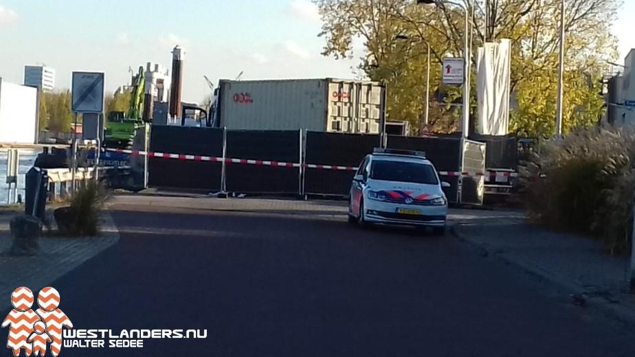 Hoog bejaarde voetganger verongeluk in Delft