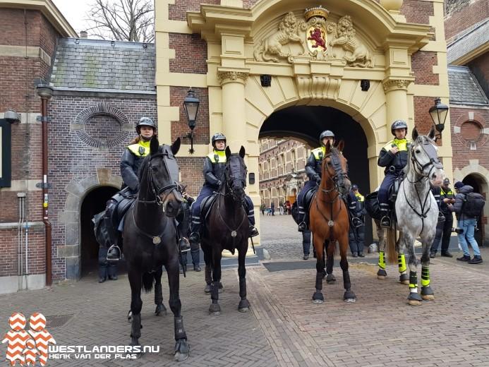 Acht aanhoudingen rond demonstratie gele hesjes