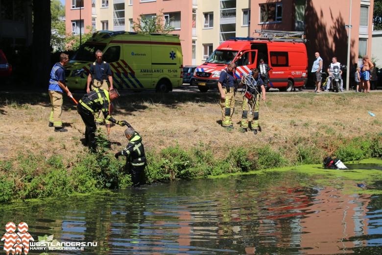 Brandweer Loosduinen twee keer in actie maandagmiddag