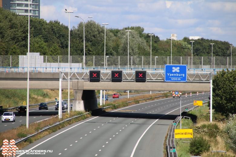 Onderhoud A4 tussen Rotterdam-Den Haag