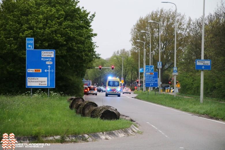 Aanpassingen bij kruispunt Erasmusweg-Poeldijkseweg