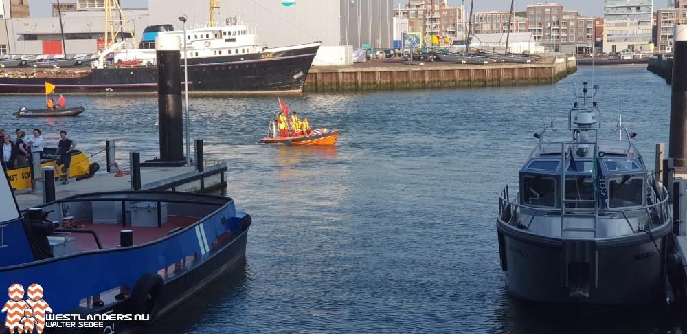 Dode na botsing boten in Scheveningse haven