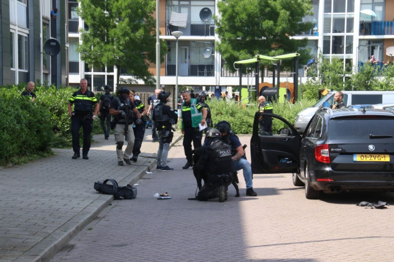 Arrestatieteam vrijgesproken van neerschieten verwarde man