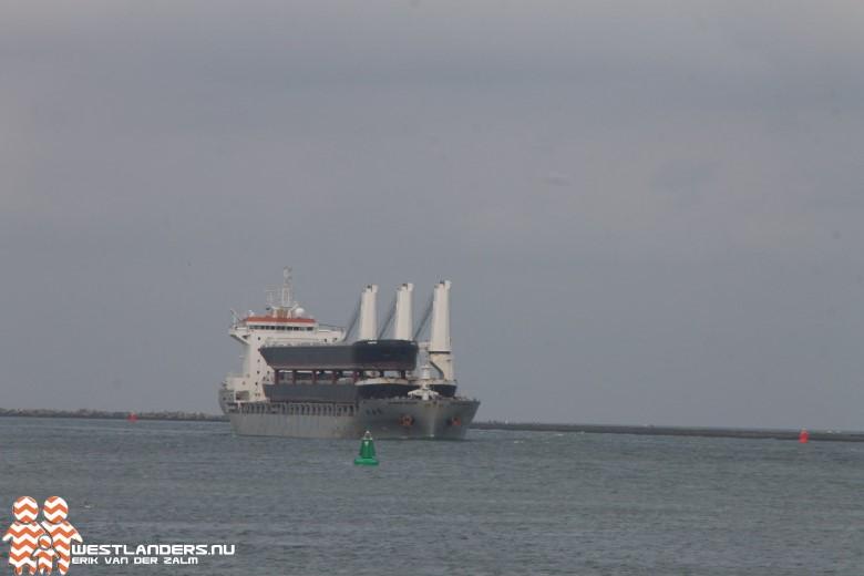 Chipolbrok Atlantic brengt laatste deuren Beatrixsluis