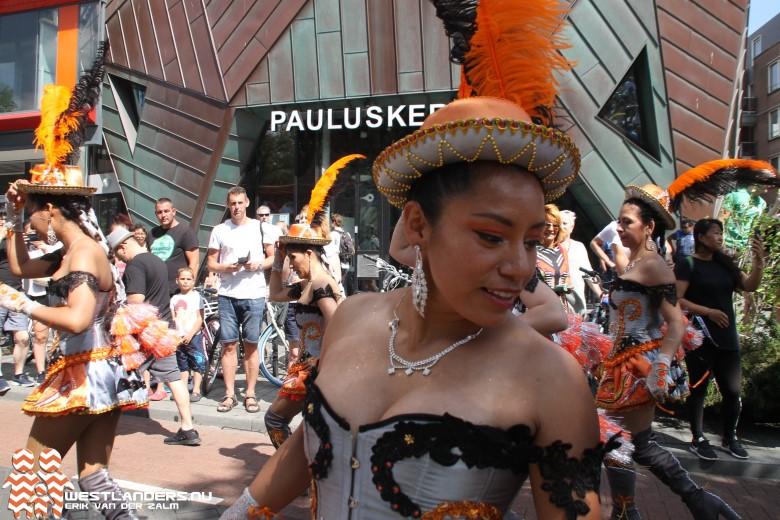 Geslaagd zomercarnaval in Rotterdam