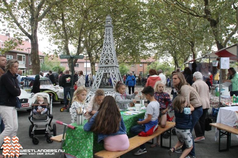 Montmartre zaterdagmiddag in Den Hoorn