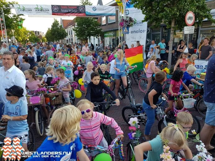 Geslaagd wielerfeest 2018 in Honselersdijk