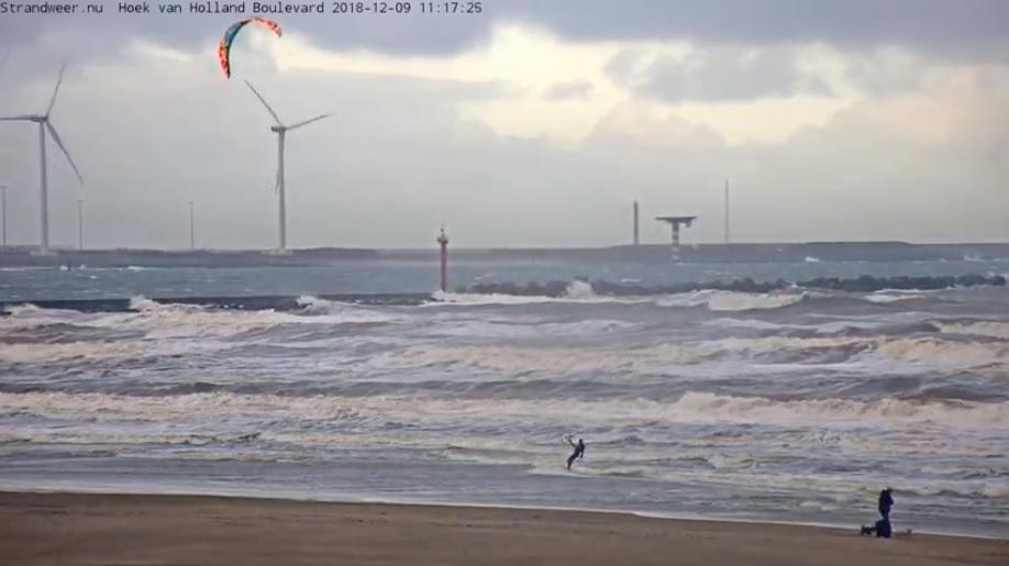 Hoogwateralarmering in Maassluis van kracht