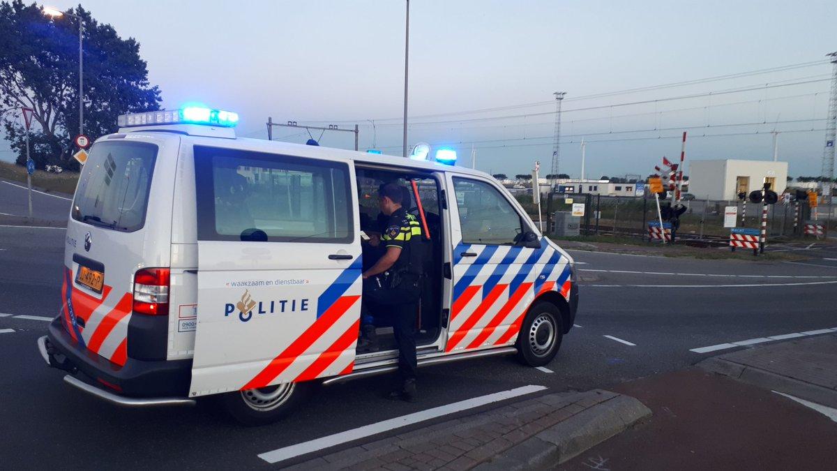Eetpiraat aangehouden in Hoek van Holland