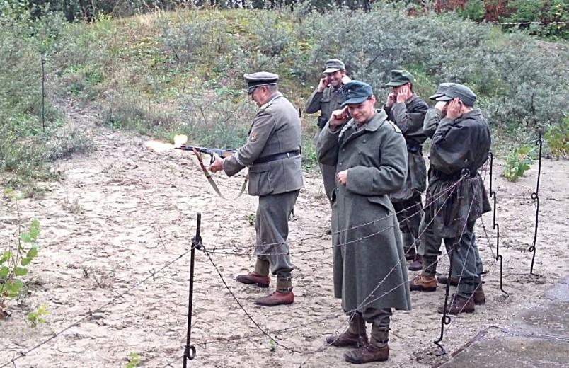 'Normole-1943' goed bezocht ondanks slechte weer