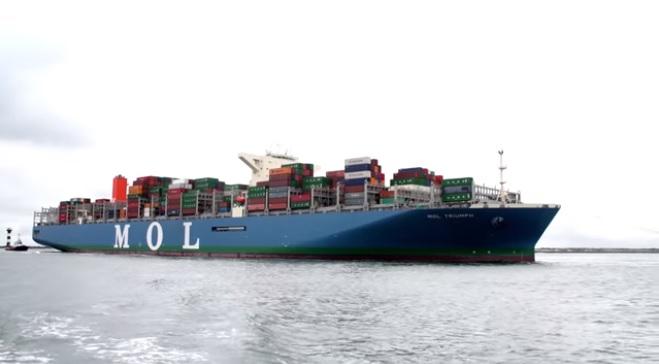 MOL Europe B.V. schikt met OM voor 8 ton wegens corruptie