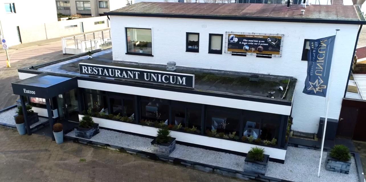 Restaurant Unicum Strandweg gaat dicht
