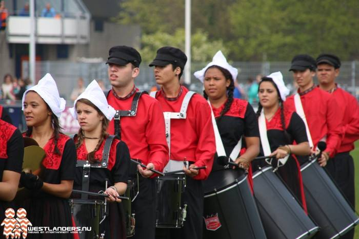 Fanfarra Amigos de Holambra uit Brazilië weer in Westland