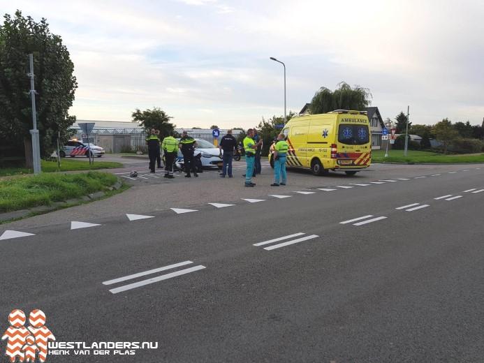 Twee gewonden bij ongeluk Harteveldlaan