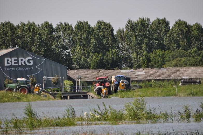 Westland klimaatbestendiger door waterbergingen