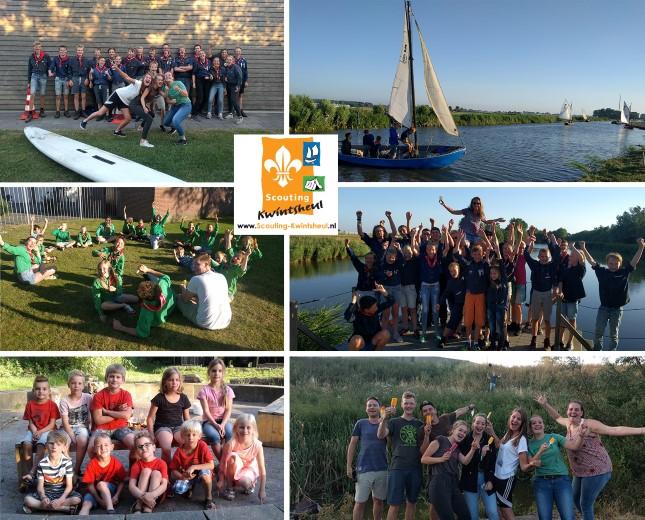 Meespeeldag 22-23 maart & 5 april Ontdek Scouting Kwintsheul