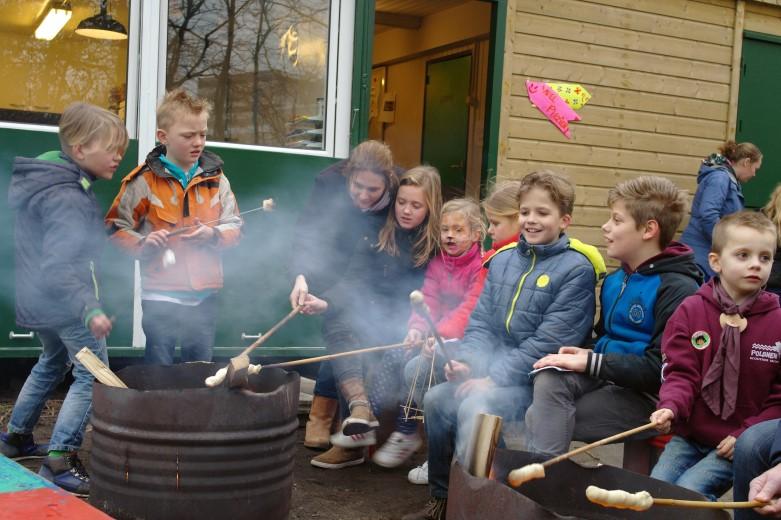 Lotenverkoop Scouting Polanen 1-5 juli
