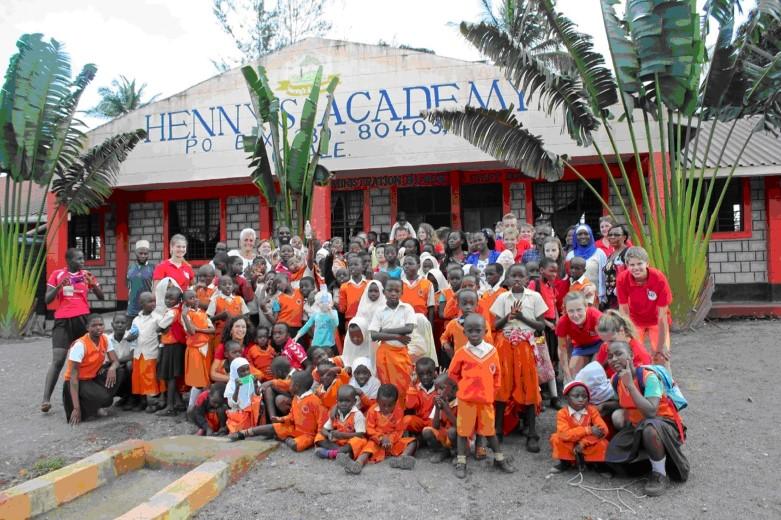 Verslag Girls Empowerment Foundation reis naar Kenia