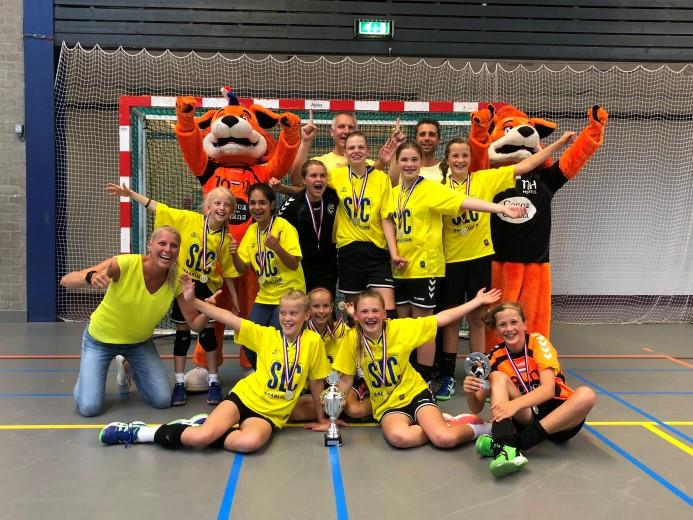 Regenboogschool Naaldwijk Nederlands Kampioen schoolhandbal