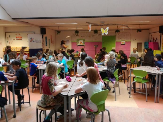 Openbare Daltonschool Naaldwijk viert feest