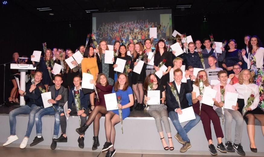Leerlingen geslaagd voor Cambridge English