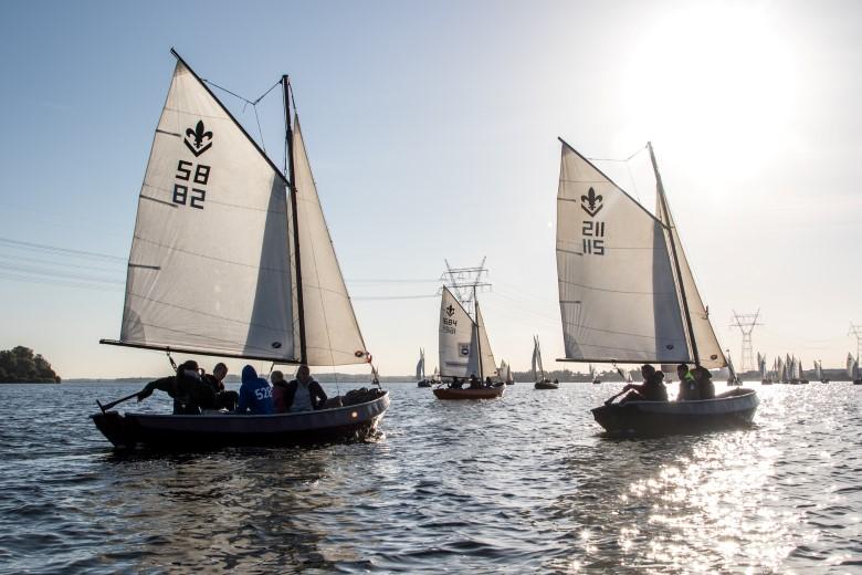 Resultaten Zeeverkenners met Landelijke Scouting Zeilwedstrijden