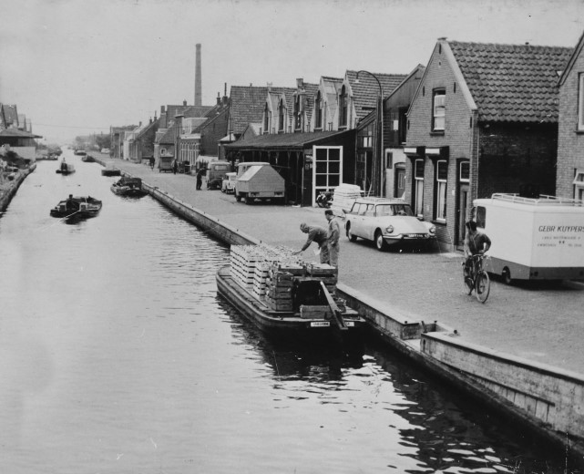 Historisch café Kwintsheul op 26 september