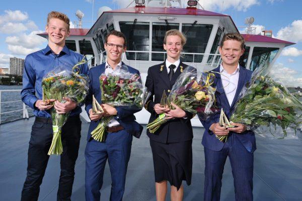 Westlander verkozen tot Young Maritime Representative