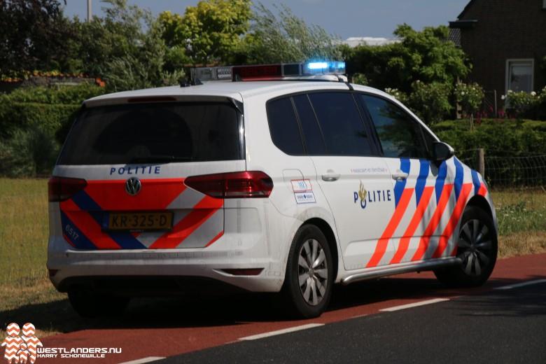Verdachte personen in Maasdijk herkend