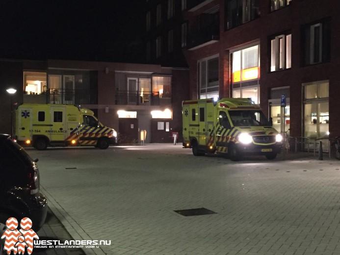 Medische noodsituaties in Maassluis