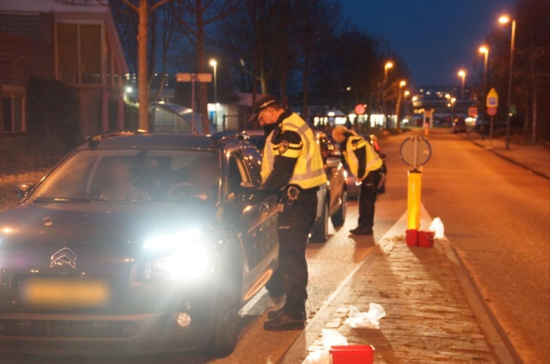 Resultaat grote verkeerscontrole in Maassluis