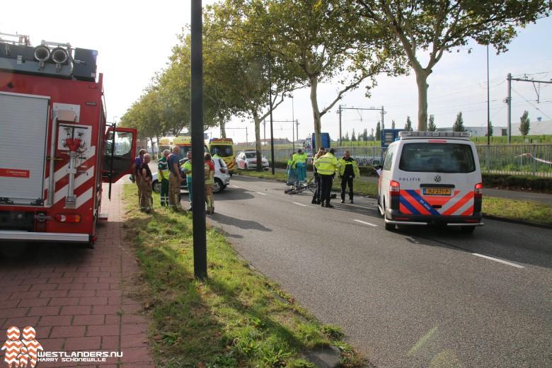 Collegevragen inzake ongeval Industrieweg Maassluis