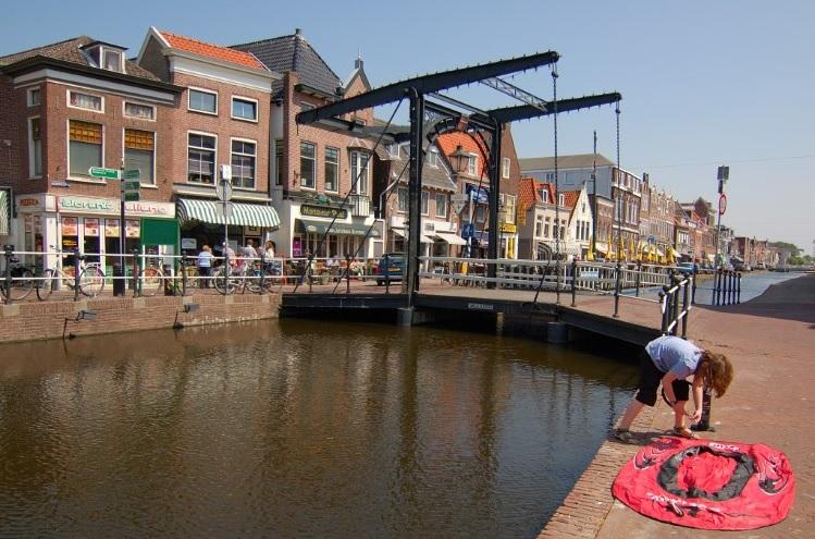Collegevragen inzake 'Verlengde Noordvliet'