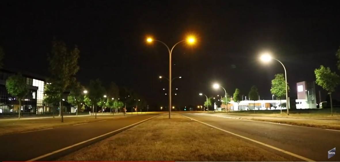 Straatverlichting Den Hoorn blijft voorlopig branden