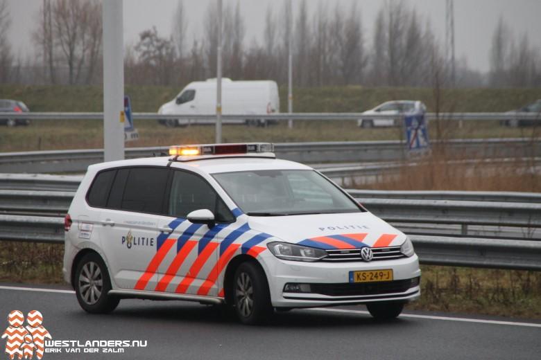 Gestolen trailer terug gevonden in Schipluiden