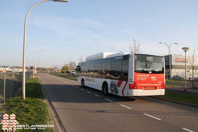 Verandering route busdiensten in en om Den Hoorn