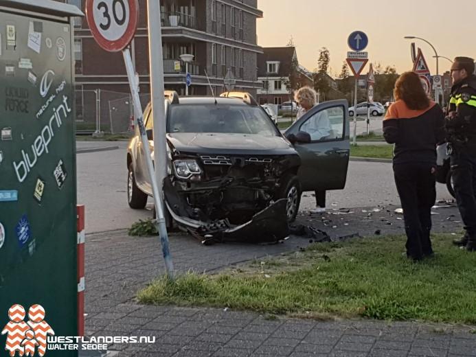 Ongeluk op het Aagtenland