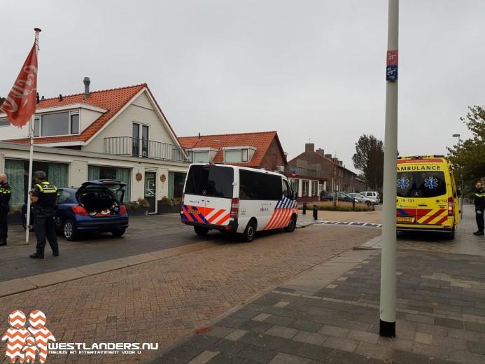Aanhouding na veroorzaken ongeluk Rijnweg