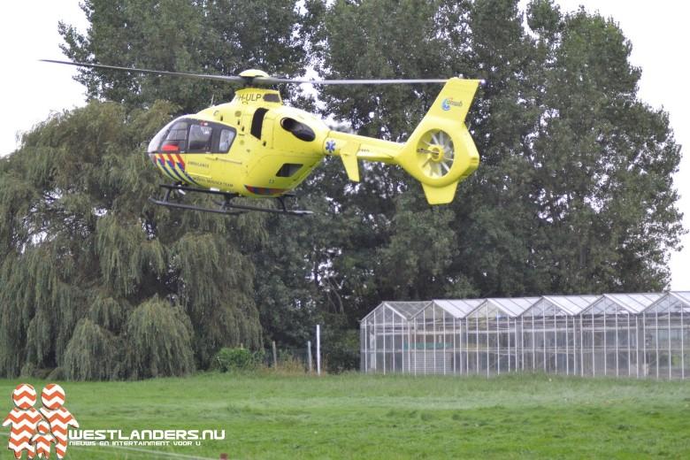 Medische noodsituatie aan de Claes de Wijckerlaan