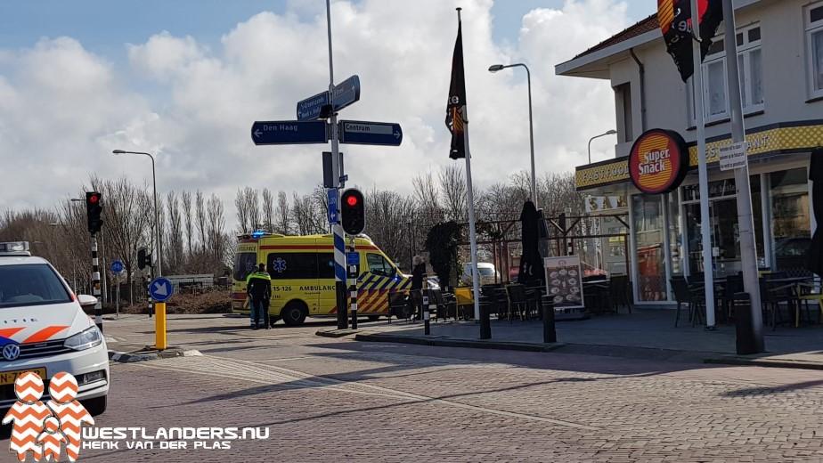 Twee gewonden bij verkeersongelukken