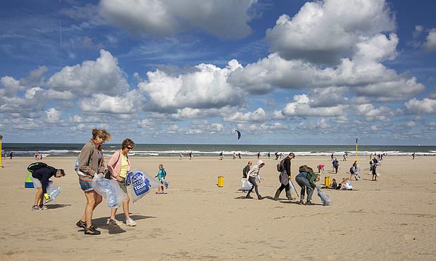 Clean up voor Westlandse stranden