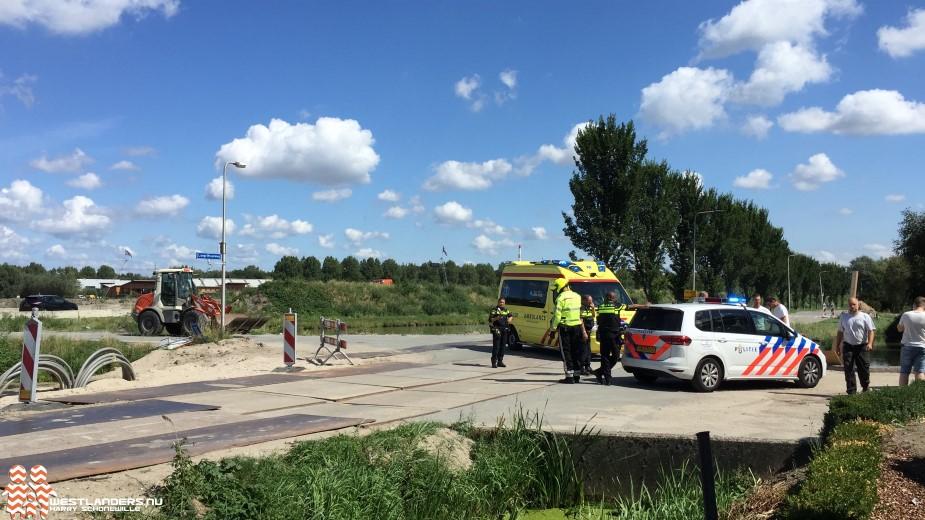 Fietser ernstig gewond na ongeluk Lange Broekweg