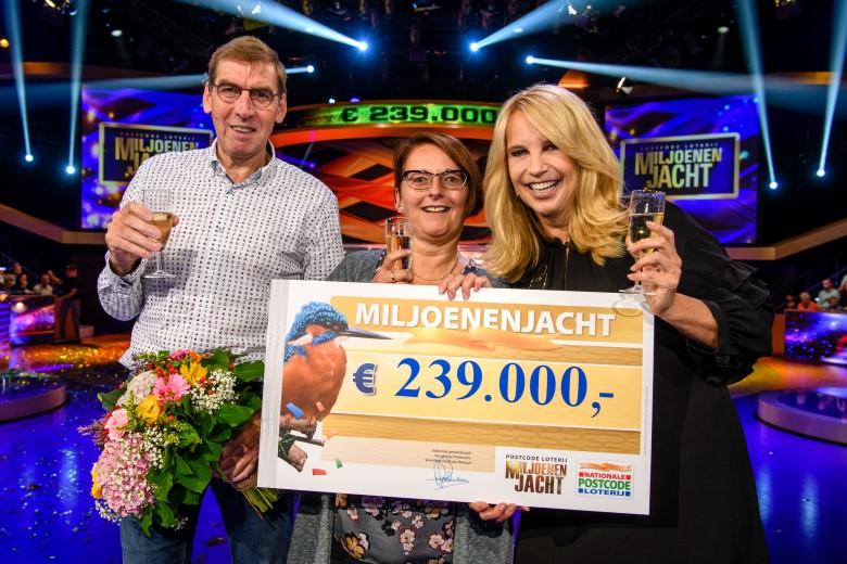 Naaldwijkse wint € 239.000 bij Miljoenenjacht