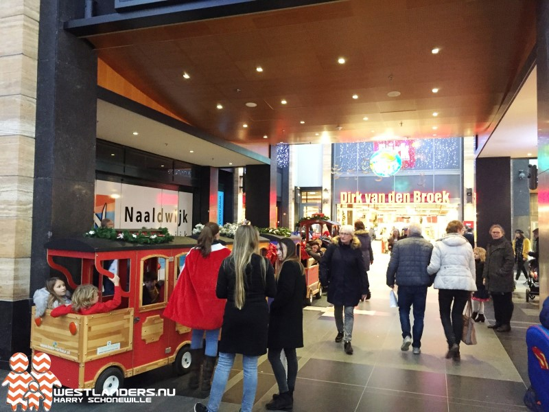 Stand van zaken leegstand winkelcentra Westland