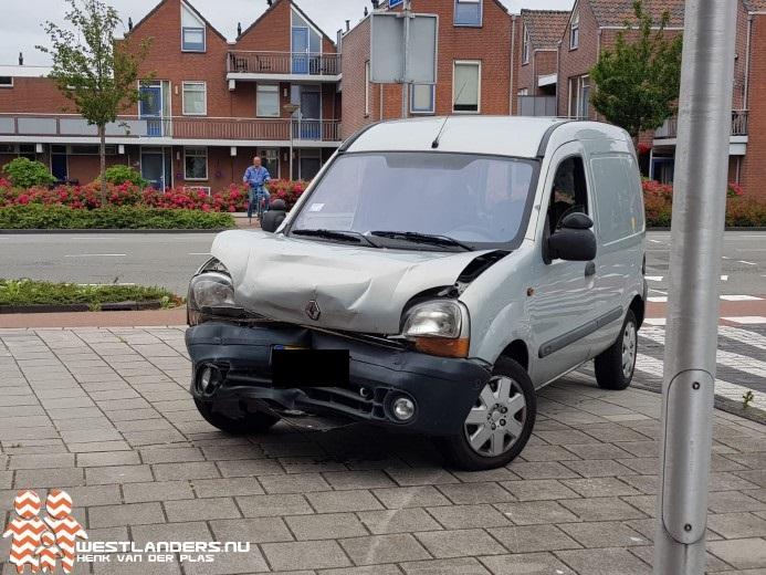 Twee ongelukken in Naaldwijk en Den Hoorn