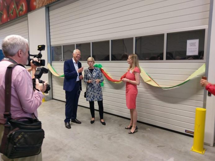Groente & Fruitbrigade voor Voedselbanken geopend