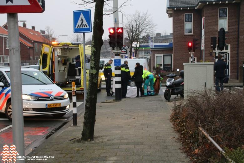 Twee ongelukken in Poeldijk